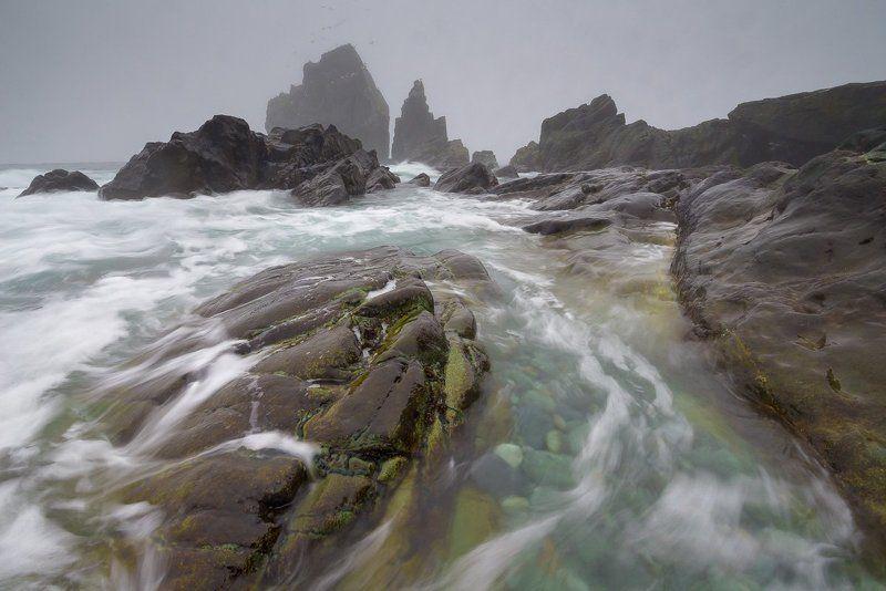 колыма, охотское море Живое море Охотскоеphoto preview