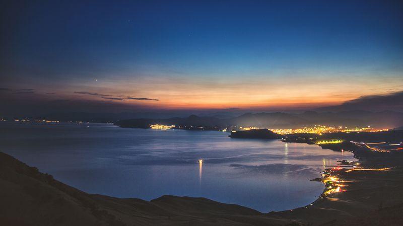 александр пругов, фотограф сочи, крым, закат, море Крымphoto preview