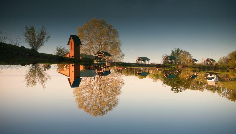 александр пругов, фотограф сочи, закат, озеро, небо, солнце Озеро Зеркальноеphoto preview