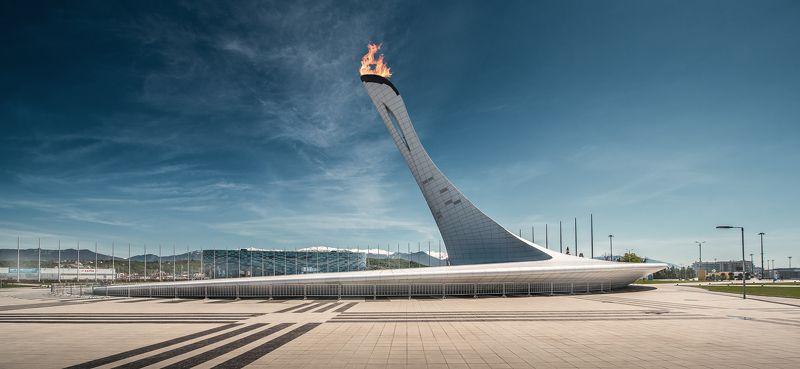 Олимпийский огоньphoto preview