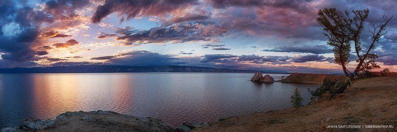 байкал, ольхон, хужир, туризм,путешествия Настоящая «Магия Байкала»photo preview