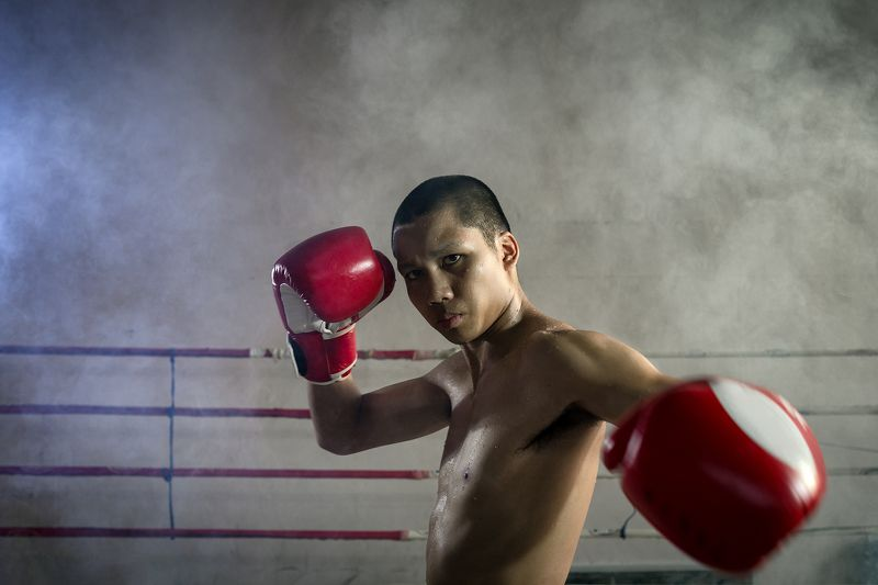 boxer,Boxing,muay,muaythai,Martial art, Fightphoto preview