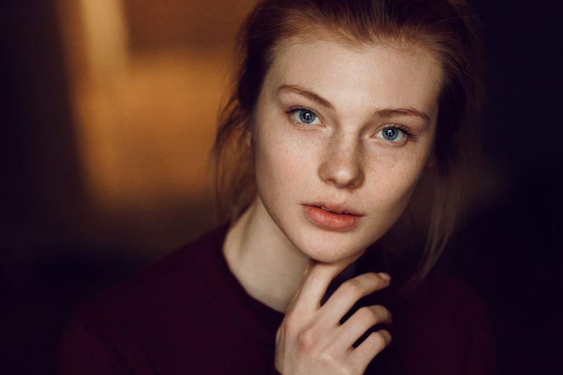 portrait girl russia babakfatholahi color look soul Dariaphoto preview