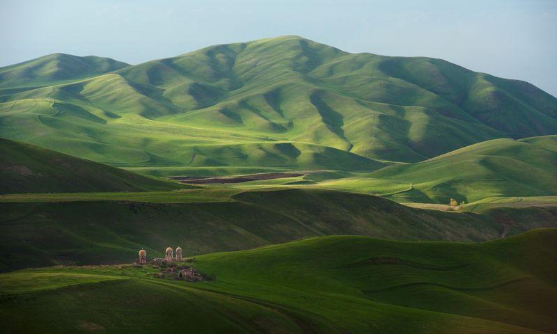 Старое Киргизское кладбищеphoto preview