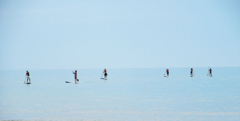 italy, marina di ragusa, serfers, sea Marina di Ragusaphoto preview