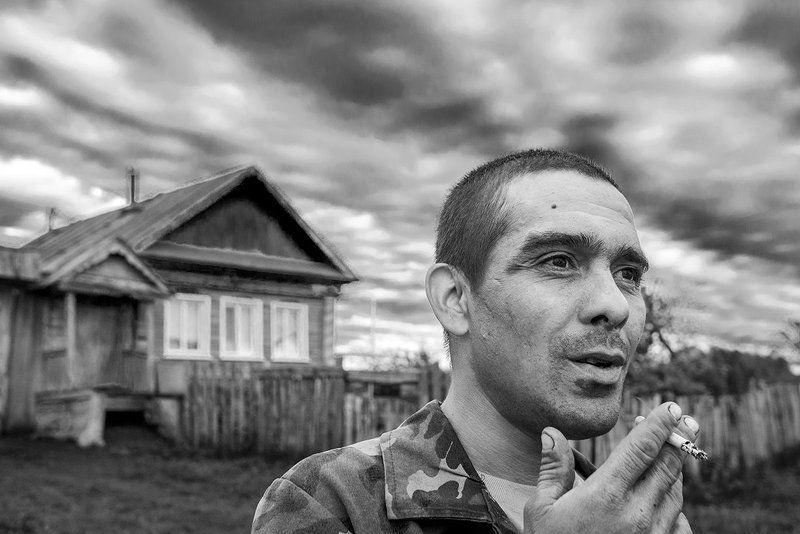 село, портрет Селянин...photo preview