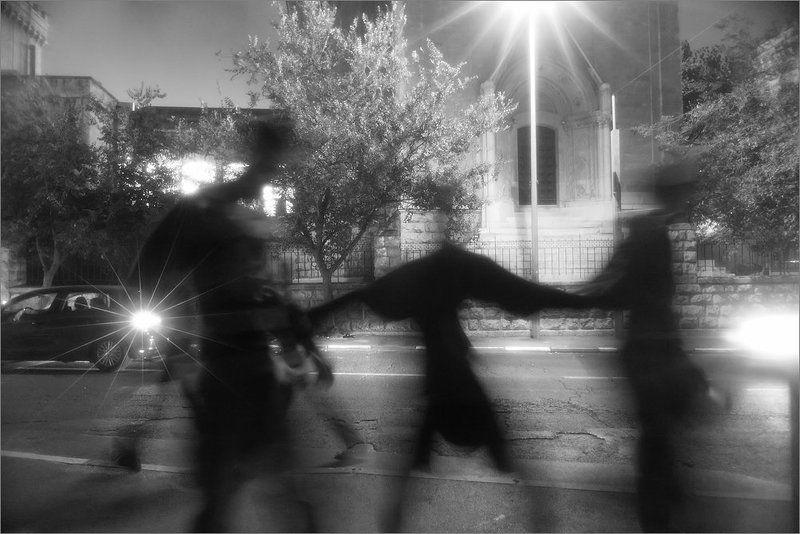 ночь, судный день, стена плача, котель, иерусалим, израиль Ночь прощенийphoto preview