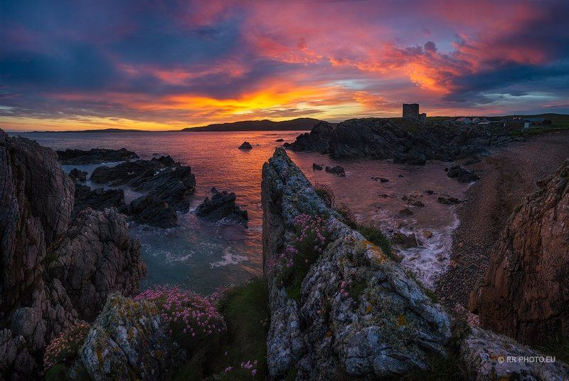 ireland, landscape, donegal The Castlesphoto preview