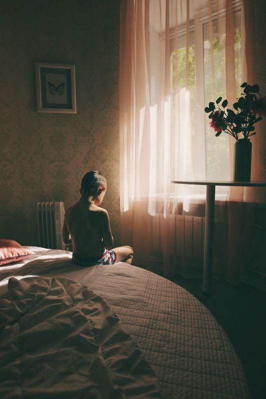 свет, детская фотография Одинокий светphoto preview