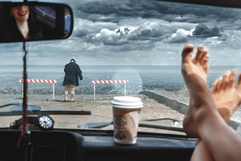 концепт,философия,дорога,жизнь,молодость,старость,Парышков Дорога жизниphoto preview