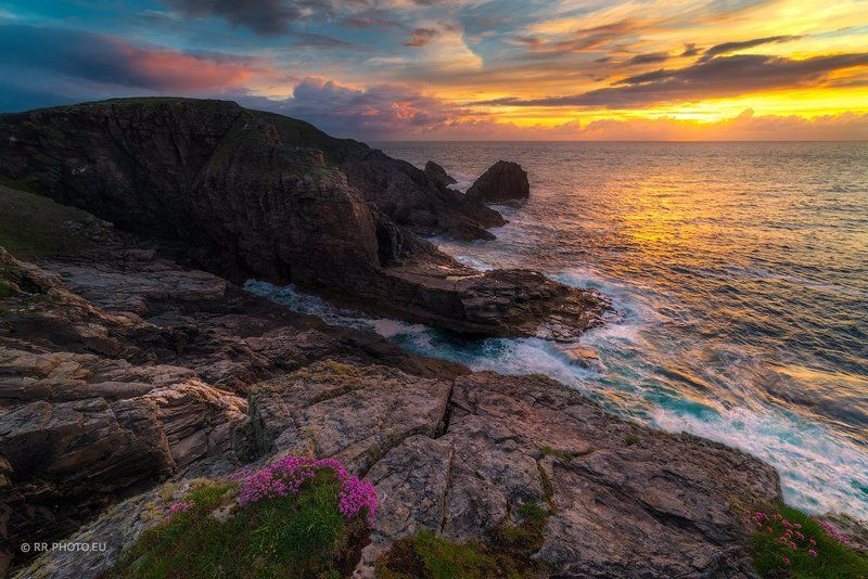 ireland, landscape, donegal, sunset Malin Headphoto preview