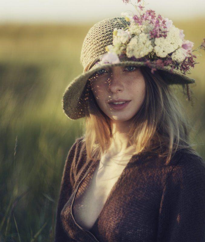 просто летний портрет )photo preview