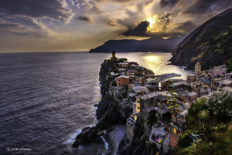 vernazza, italy, summer, sunset Vernazzaphoto preview
