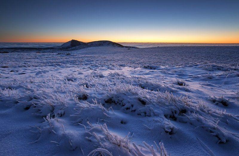 Krkonoše sunrisephoto preview
