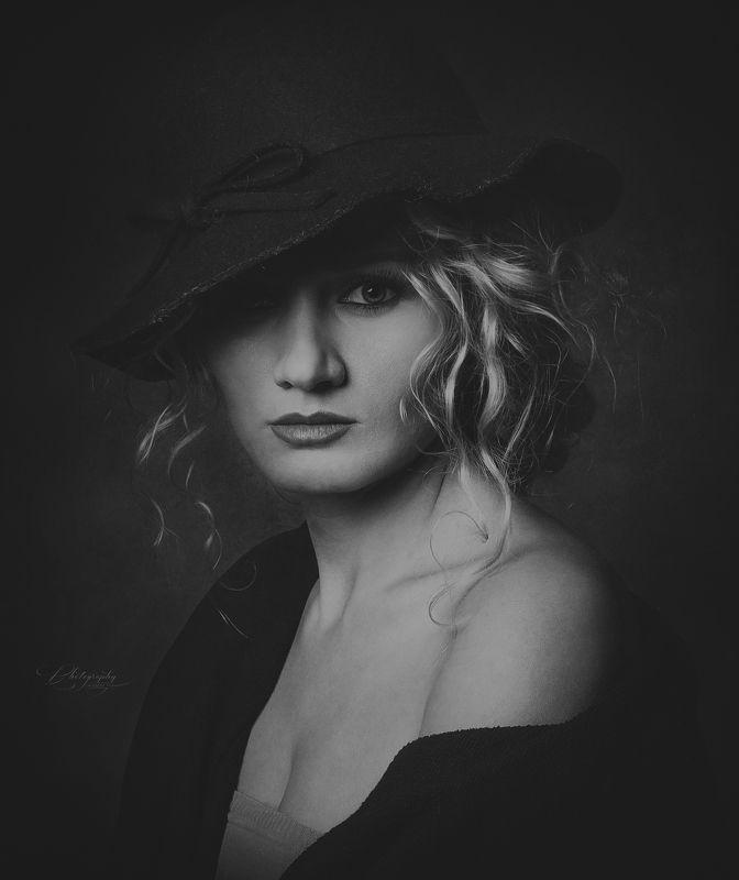 portrait, black & white Mariaphoto preview