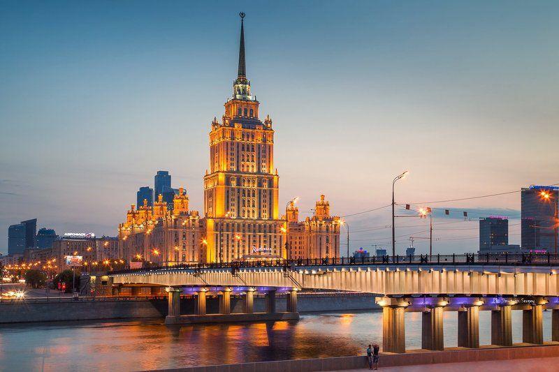 Вечерняя Москваphoto preview
