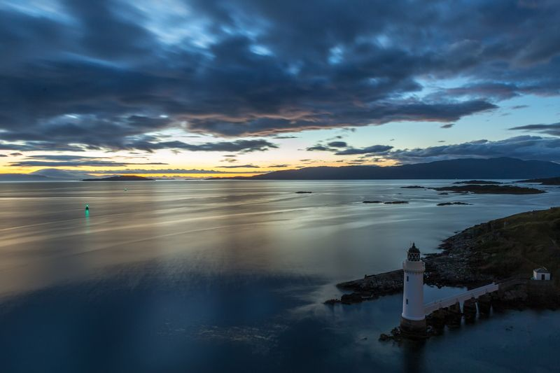 кайл-оф-лохалш, kyle of lochalsh, scotland, atlantic ocean Кайл-оф-Лохалшphoto preview