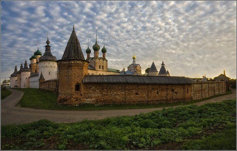 Рассвет в Ростове Великомphoto preview