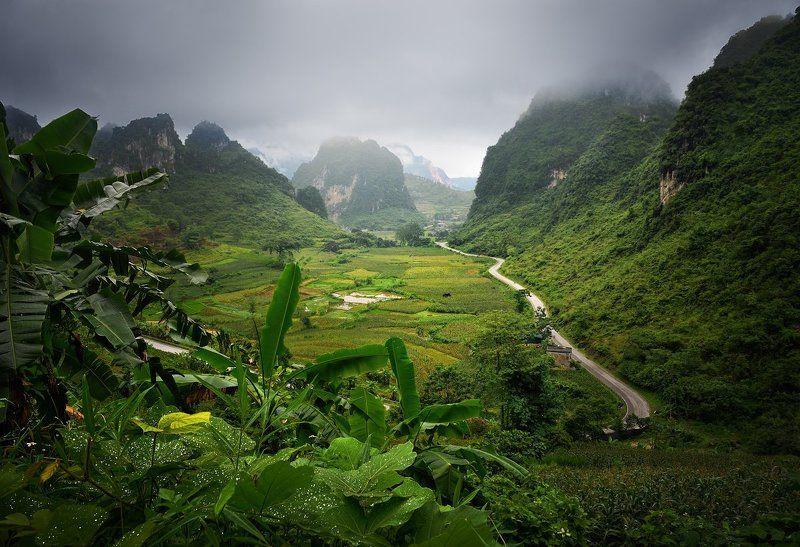 Дорога в Cao Bangphoto preview