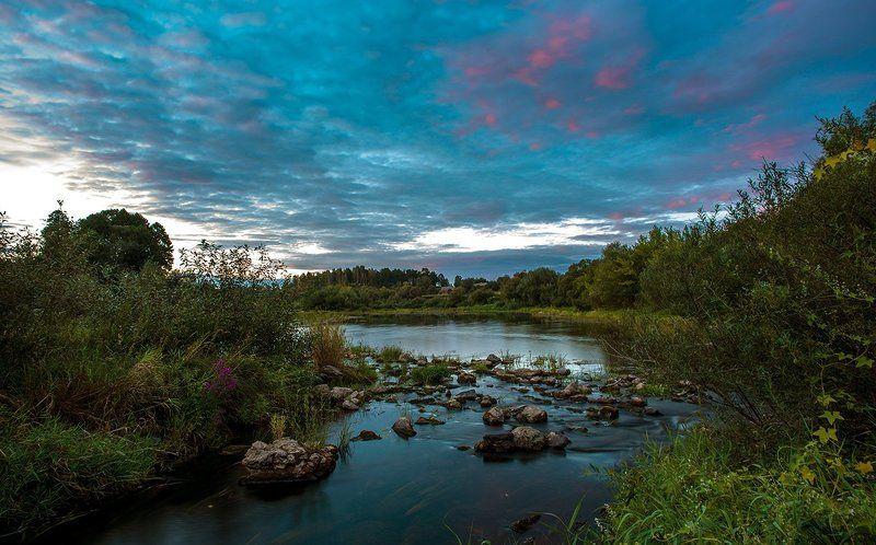 река Случ. Соколиные горы.photo preview