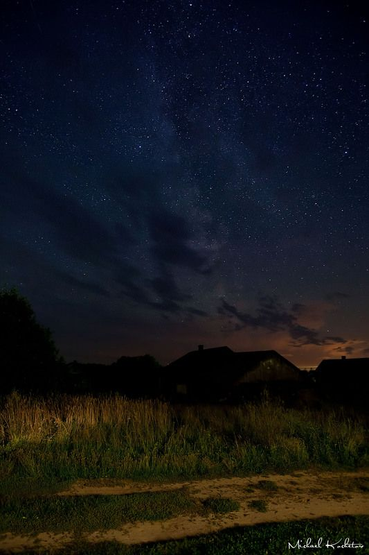 Starry skyphoto preview