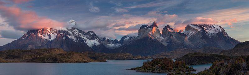 sv-phototravel.com, патагония ...один незабываемый рассвет в Торрес-дель-Пайне...photo preview
