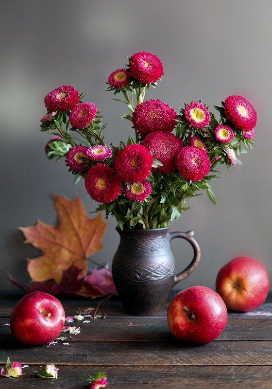 Багряная осень....photo preview