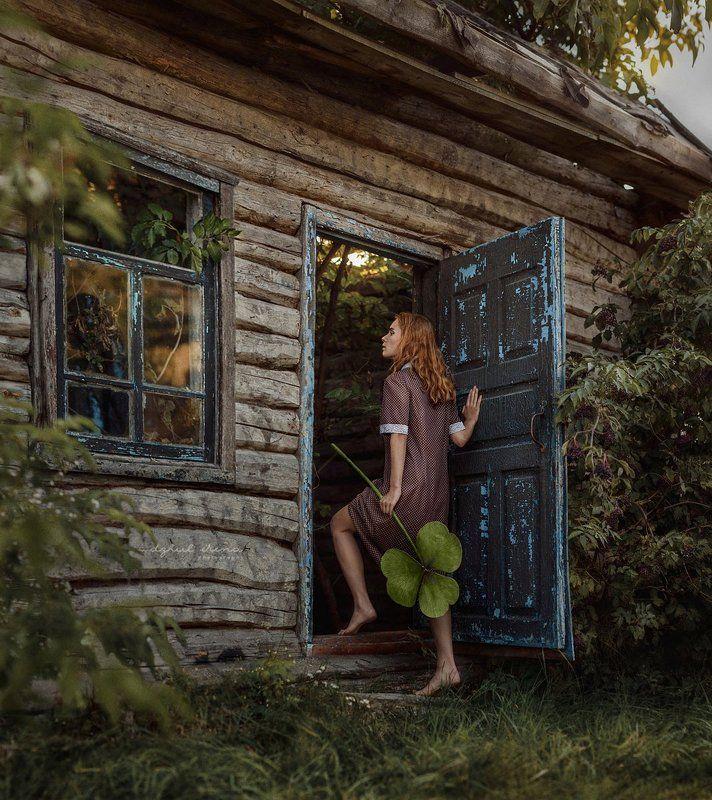 girl tree dzhulirina irinadzhul portreit people \