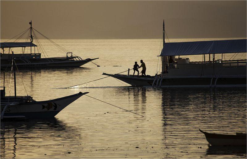 филиппины, себу вечерний виражphoto preview