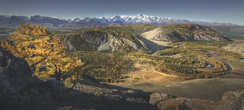 алтай, горы, осень Осеннее настроение гор Алтаяphoto preview