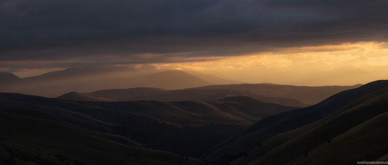 бечасын Свет уходящего солнца...photo preview