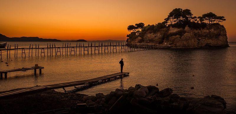 Morning in the Zakynthos Islandphoto preview