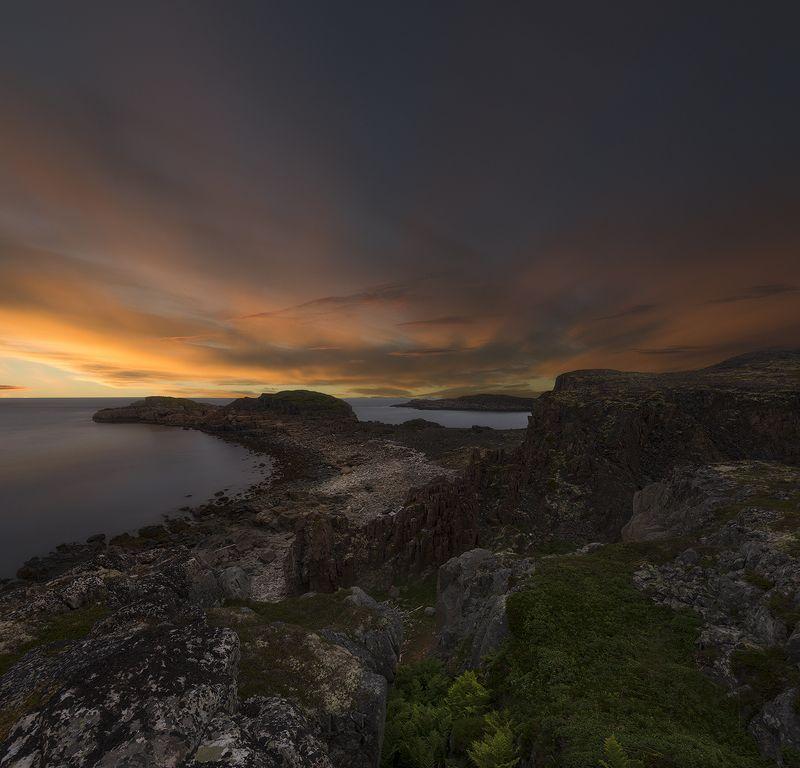 Дальние Зеленцы, Кольский полуостров Драконphoto preview