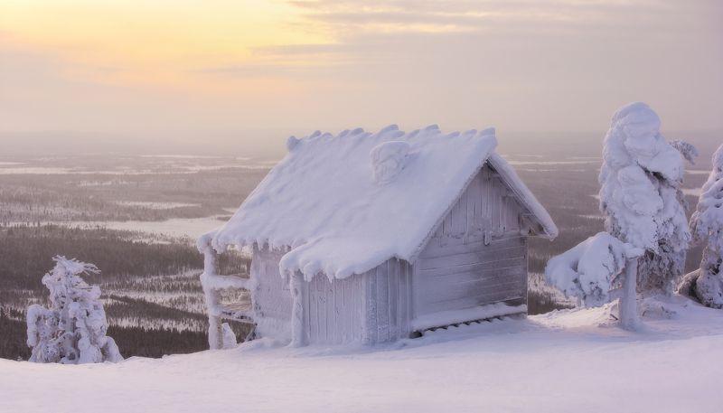 леви, лапландия, финляндия На родине Сантыphoto preview