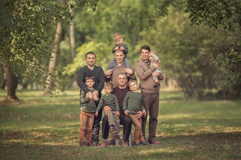 портрет, семьяphoto preview