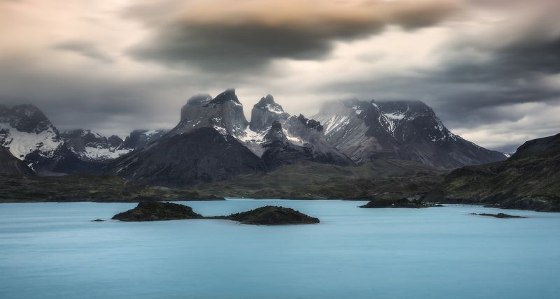 cuernos del paine, patagonia, torres del paine, chile, чили, патагония, куэрнос дель пайне Cuernos del Paine. Patagoniaphoto preview