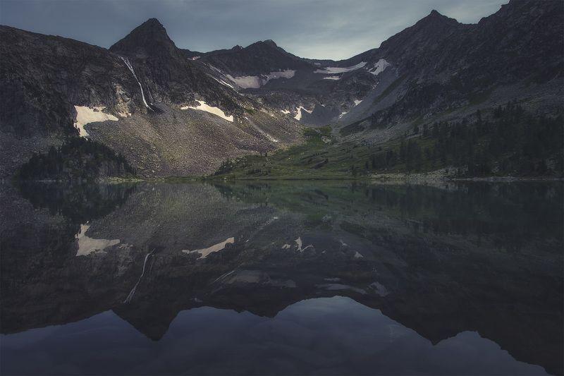 Озеро Крепкое. Алтай.photo preview