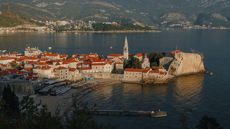 будва, montenegro, bar, nerozya, tivat, budva, черногория, travel, nature, europe, пераст, perast Старая Будваphoto preview