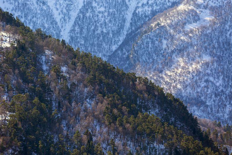 карачаево-черкесия ,кчр ,горы,архыз, Зима пришла в Архыз ...photo preview
