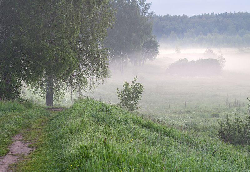 Когда-то в тумане...photo preview