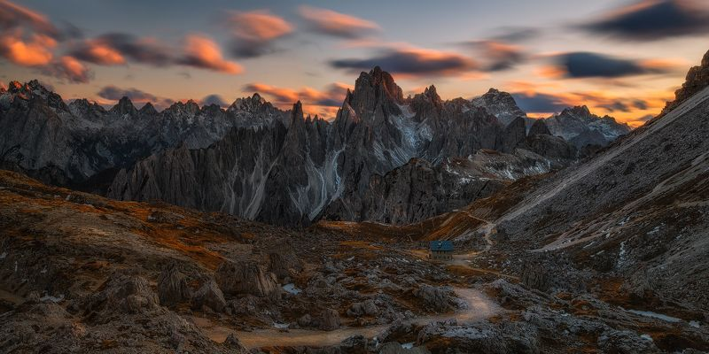 Tusks of Dolomites...photo preview