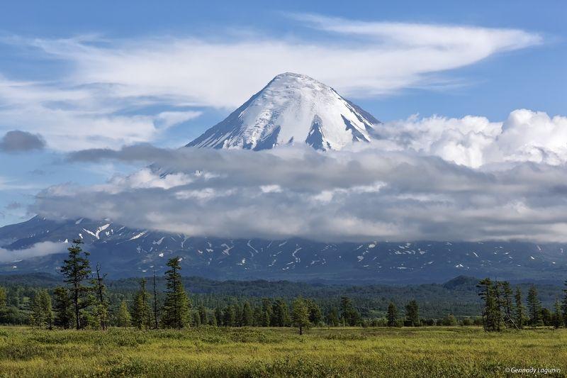 камчатка, кроноцкий вулкан, kamchatka Кроноцкая сопкаphoto preview