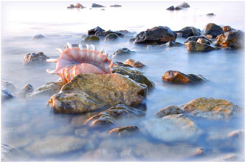 ламбис,море,утро Ламбисphoto preview