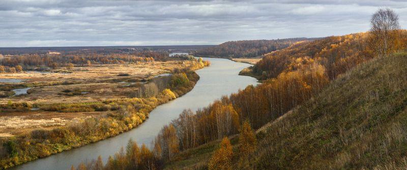 осень клязьма вязники пирово-городищи На берегах Клязьмыphoto preview