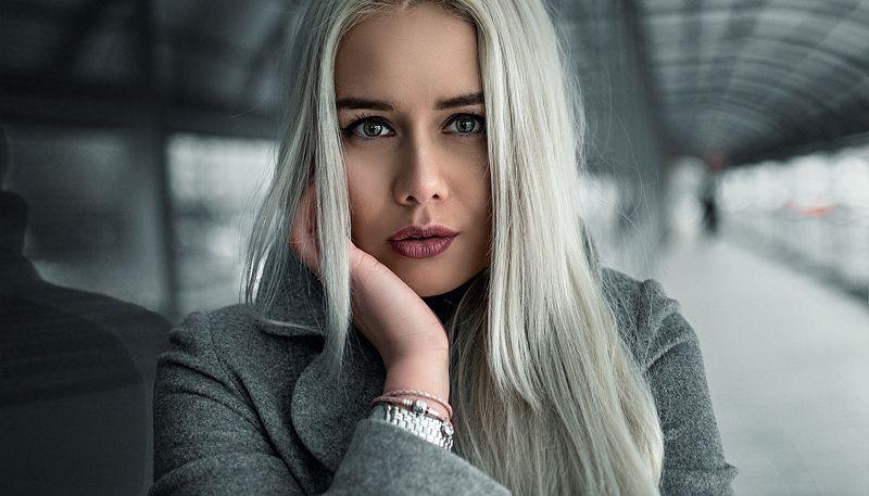 город, осень, девушка, модель, портрет Zhenyaphoto preview