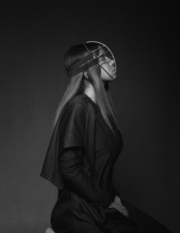 #fashion #women #art  #forced #35photo #mask #artistic #design #art tomorrowphoto preview