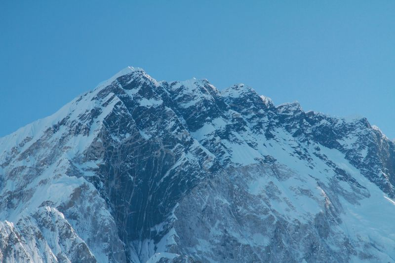 непал, гималаи, нупцзе Её Величество Нупцзе, 7861мphoto preview