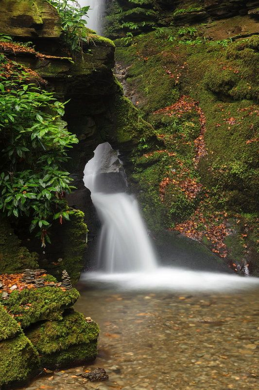 St Nectan\'s Glen Waterfallsphoto preview