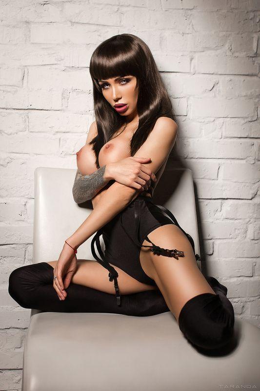 girl, kiev, ukraine, xxl, studio, sweet, light, sexy, beauty, nu, nude, black, vamp photo preview