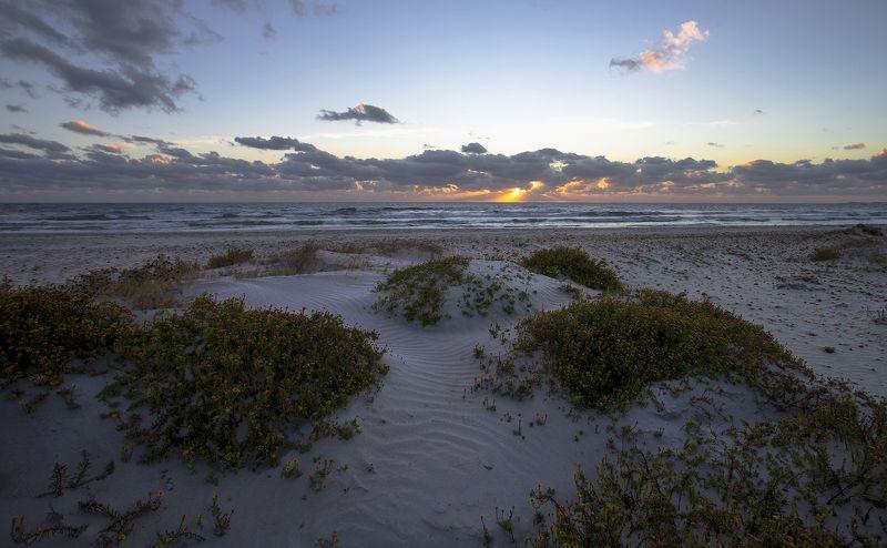 тунис, берег, восход, посейдония, океаника ***photo preview